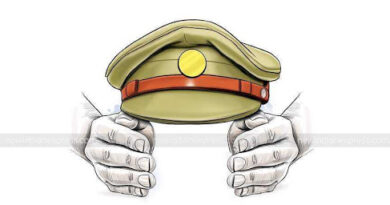 Delhi Police hold