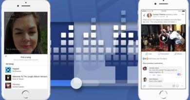 Facebook set