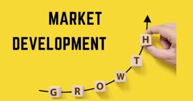 The market development
