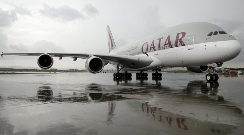 Qatar Aviation routes