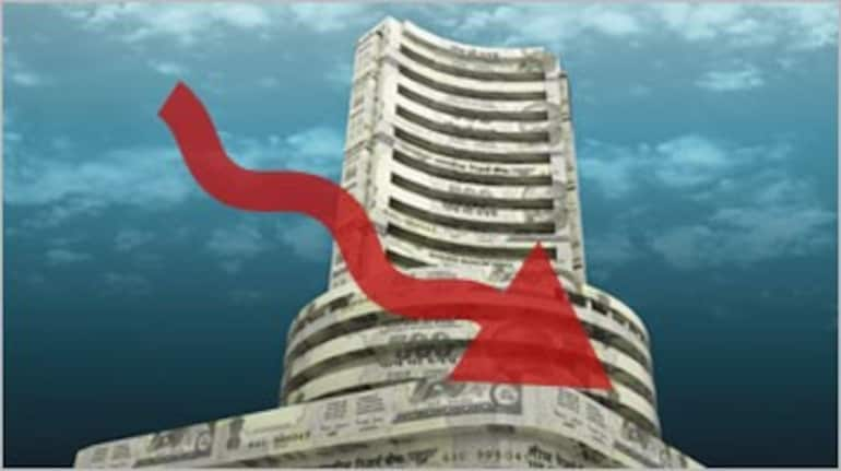 Sensex Tumbles More Than