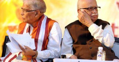 Advani and Joshi