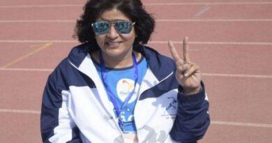 Indian Para Athlete