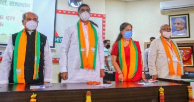 BJP's top leadership