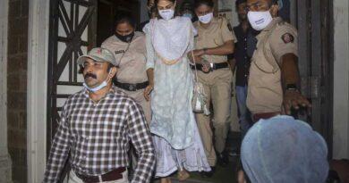 CBI interrogated Riya Chakraborty
