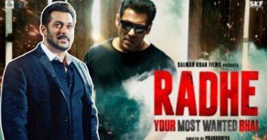 Salman Khan's Radhe Release