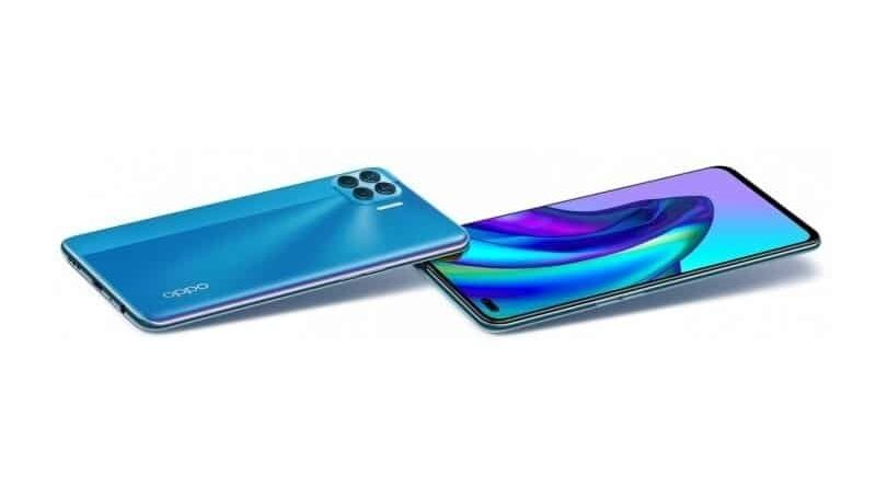 Oppo F17 Pro with