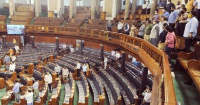 Parliament's Monsoon Session
