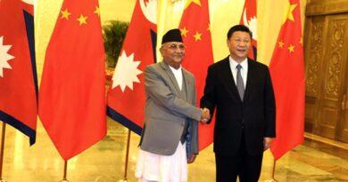 Nepal China Relation