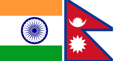 India helped Nepal
