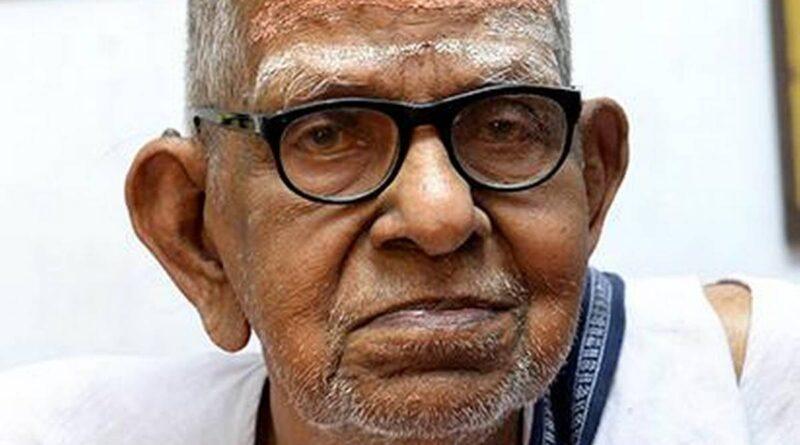 Akkitam Achuthan Namboodri
