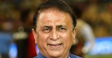 Sunil Gavaskar said