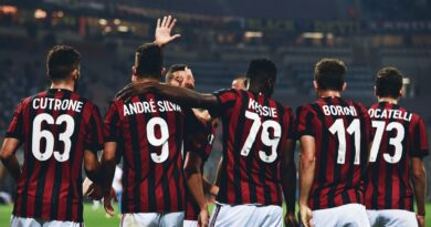 AC Milan continue