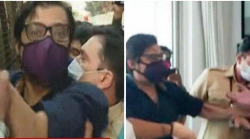 Reaction on Arnab Goswami Arrest