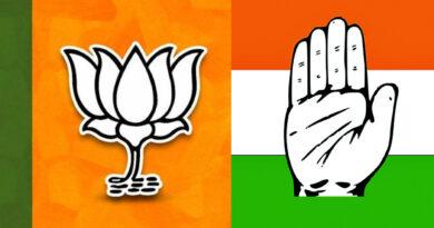 BJP attacks Congress