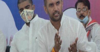 Chirag's new attack on CM Nitish