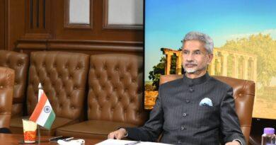 S Jaishankar's big statement