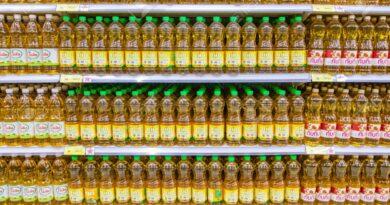 Prices of edible oils