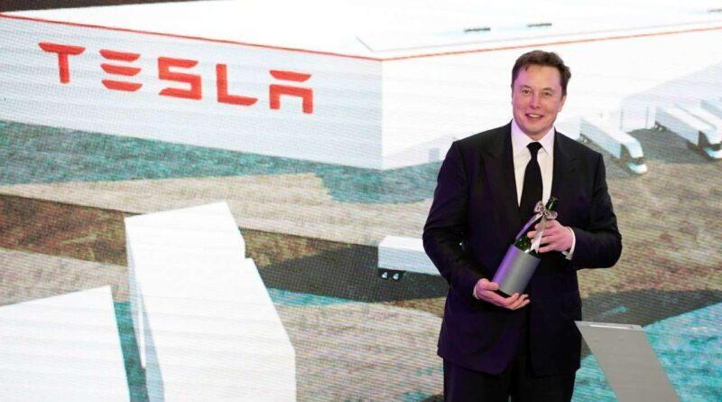 Elon Musk becomes