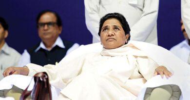 Mayawati's U-turn