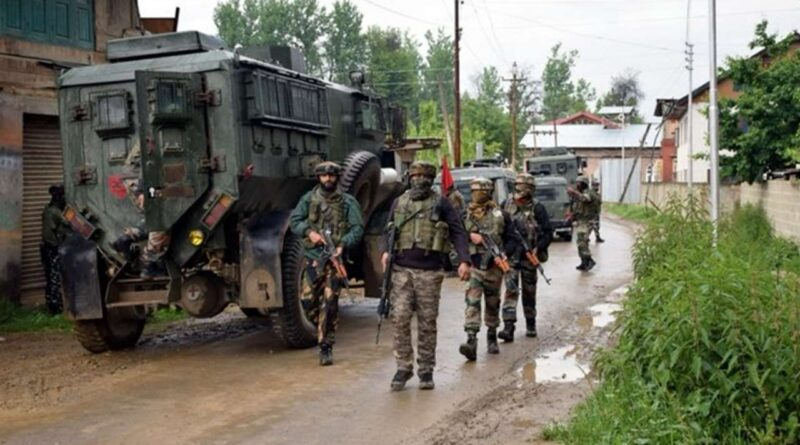 Security forces conduct