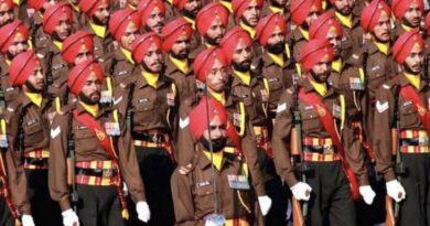 Sikh regiment battalion