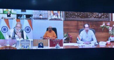Uddhav said in a meeting