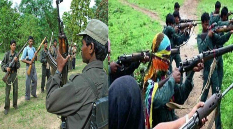Naxals attack in Gaya