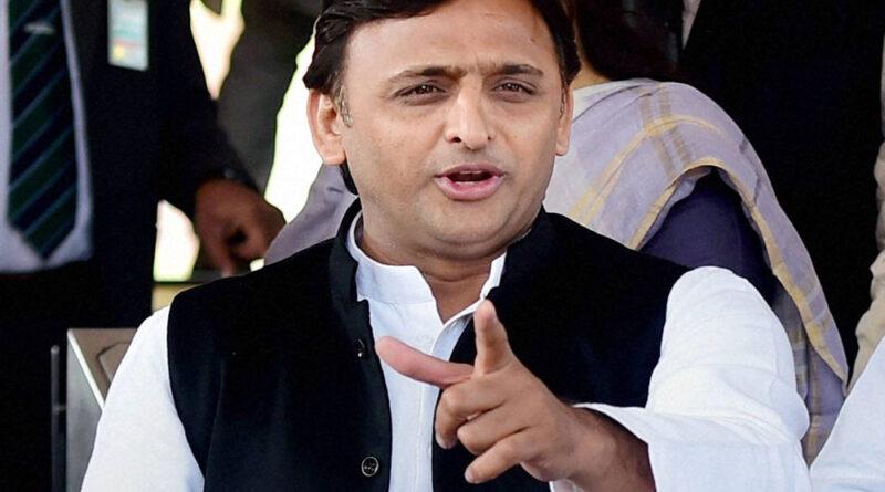 Akhilesh Yadav under house arrest