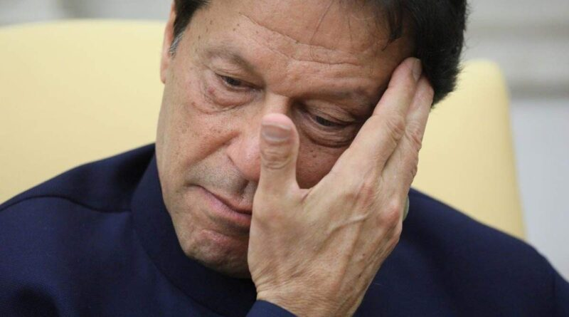 Imran government upset
