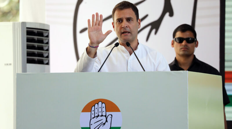 Congress is losing its political ground,