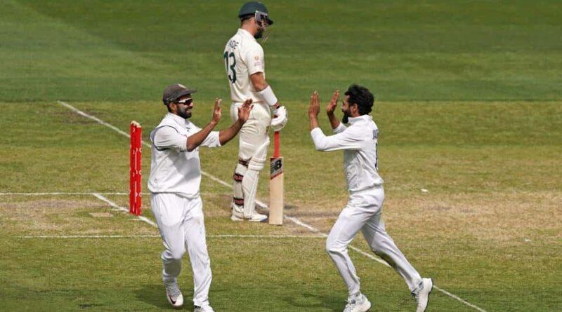 Australia Lost 2 wickets