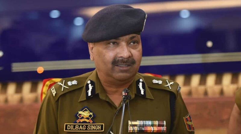 DGP Dilbag instructed