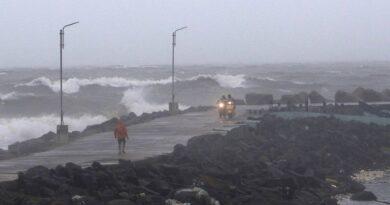 Cyclone in Tamil Nadu
