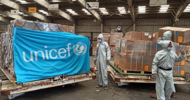 UNICEF to deliver