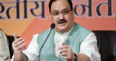 BJP President Nadda will