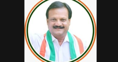 Congress leader Sajjan Singh