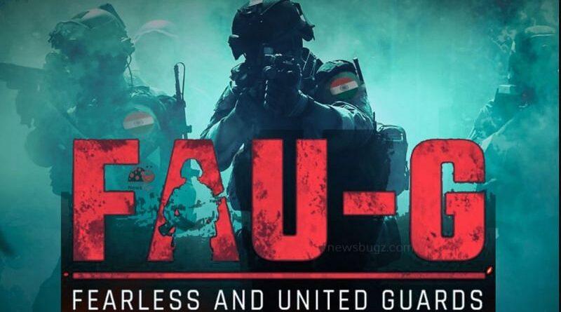 FAU G game