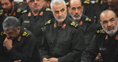 Iranian commander Soleimani