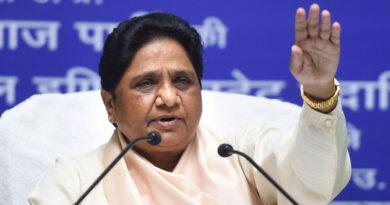 Mayawati said on Delhi violence