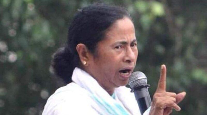 Mamta Banerjee's anger