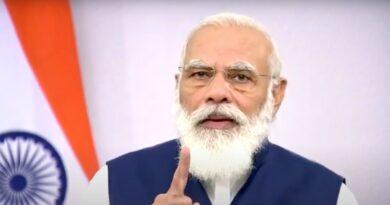 PM Narendra Modi Addressed The Nation