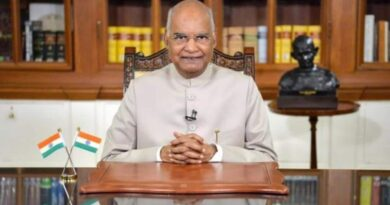 President Donated 5 Lakh