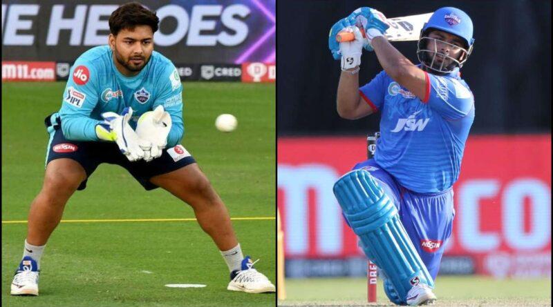 Rishabh Pant injured