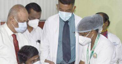 Tamil Nadu Health Minister