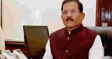 Union Minister Shripad
