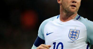 Veteran footballer Rooney