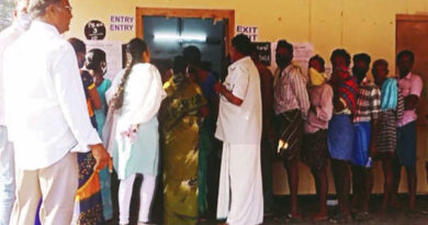Voting for the second phase