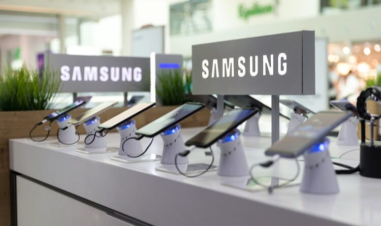 Samsung Galaxy F62 smartphone