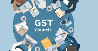GST Council Should